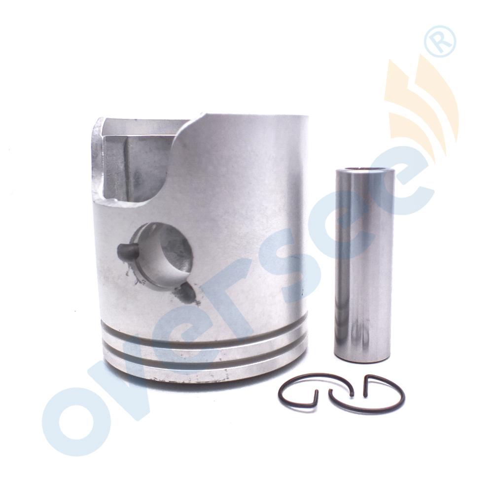 682-11610-11-00 025 PISTON RING SET for Yamaha,Parsun,Powertec 9.9HP 15HP 2T