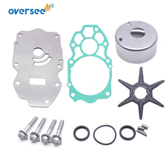 Water Pump Impeller kits 6AW-W0078-00 replacement for YAMAHA outboard engines