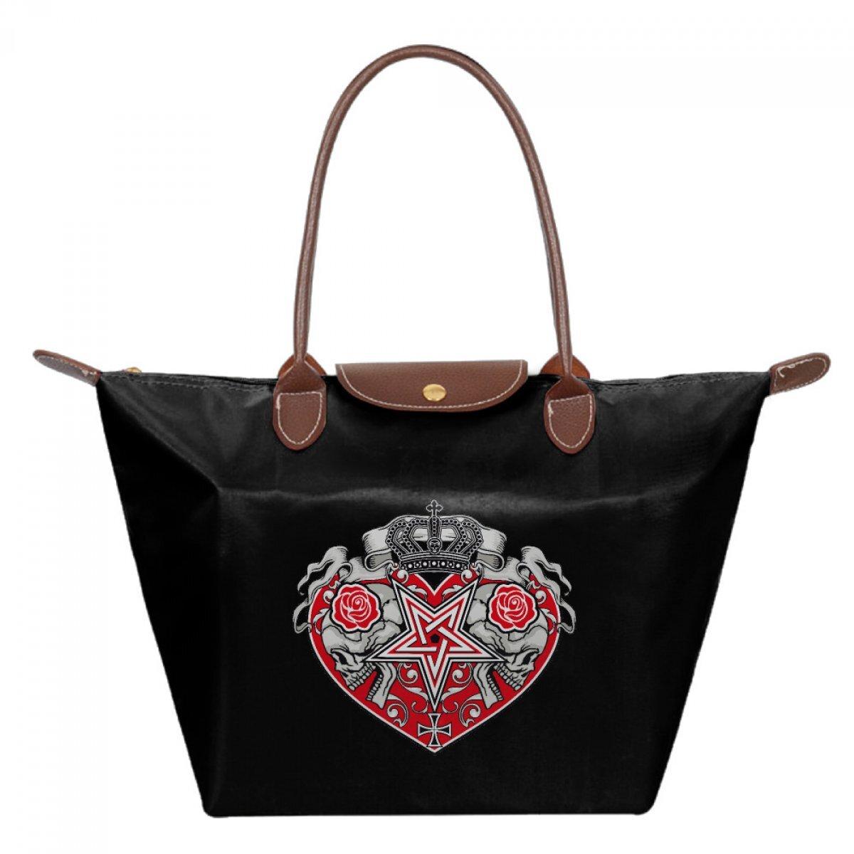 PhoRock Women Handbag Big Eyes Printed  Hobo Bag JZKL002 0