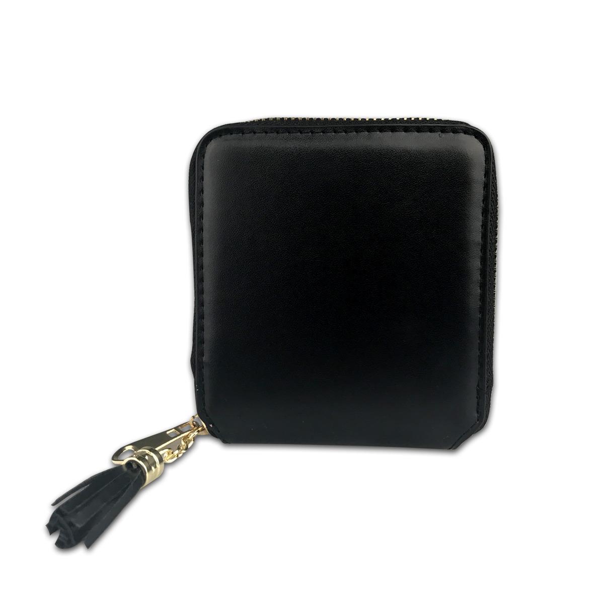 CF35 Custom Womens Square Zipper Purse 0
