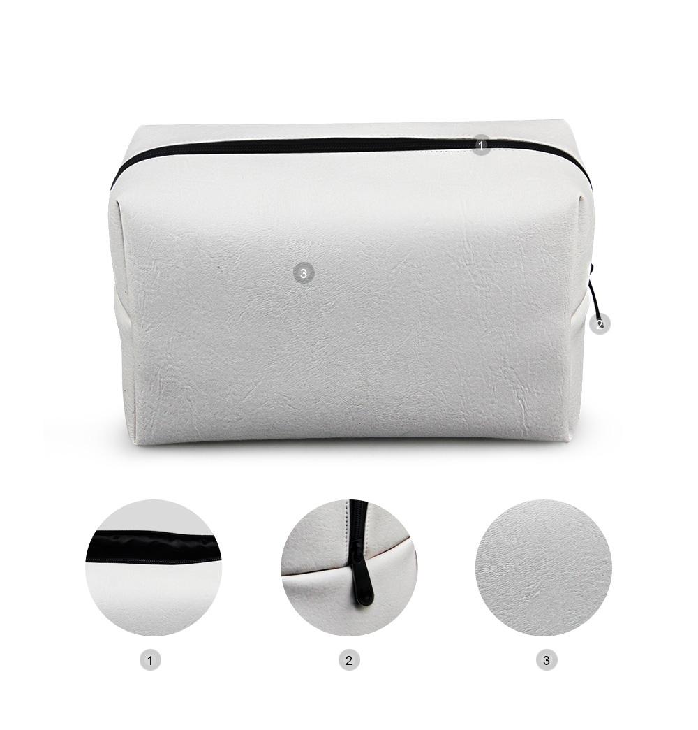 PhoRock Women Cosmetic Bag 3D Flowers and Birds Printed Handbag HZB3D022 15