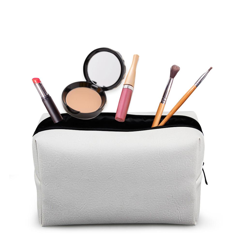 PhoRock Women Cosmetic Bag 3D Leopard Printed Handbag HZB3D008 14