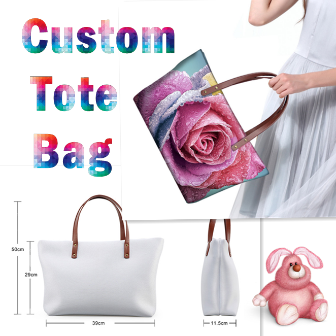 H05 Custom Tote Bag 0