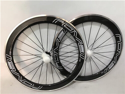Rovai Carbon Wheelset 60mm Clincher Carbon Road Wheels With Alloy