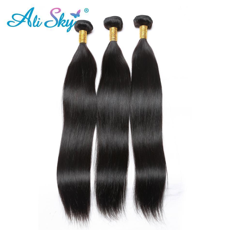 8a Peerless Brazilian Virgin Hair Straight 100gpc 3pcslot