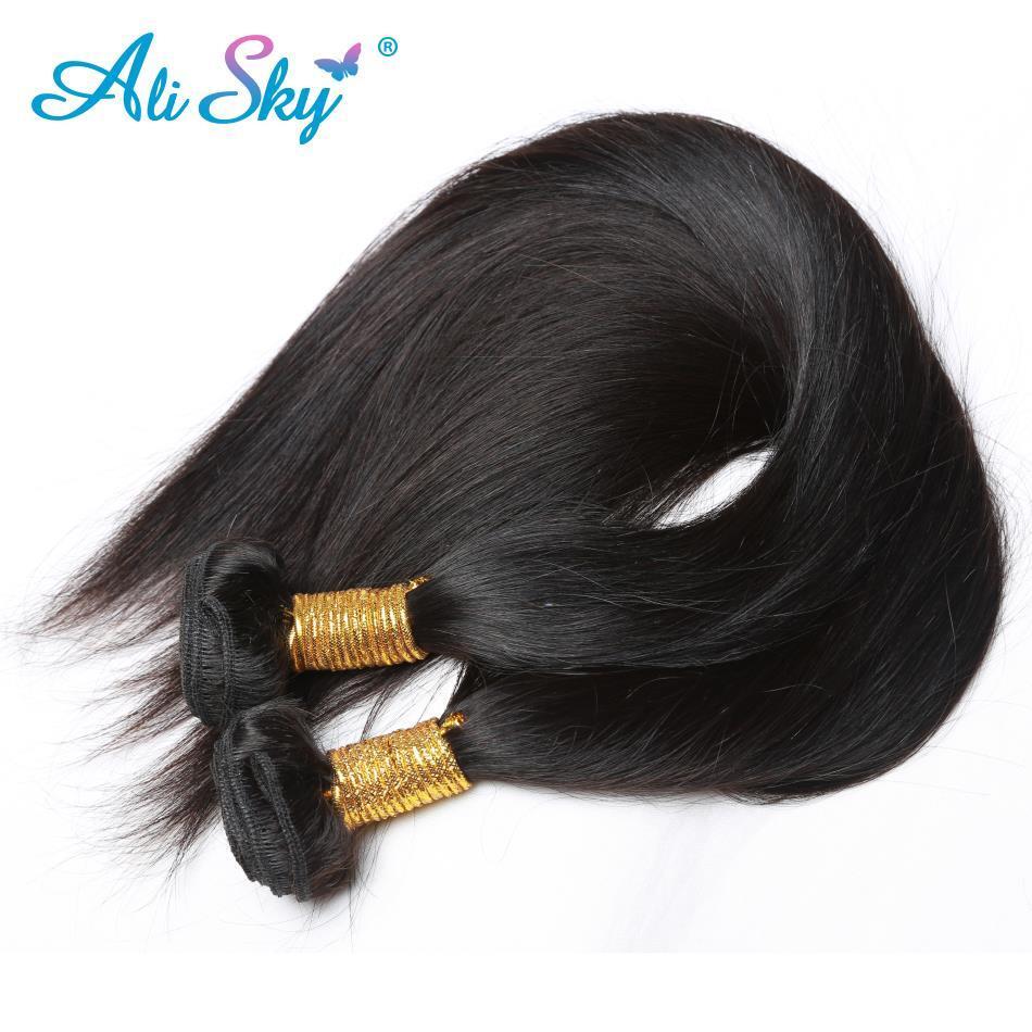 8a New Arrival Peruvian Virgin Hair Straight 3 Bundles Deal Weave