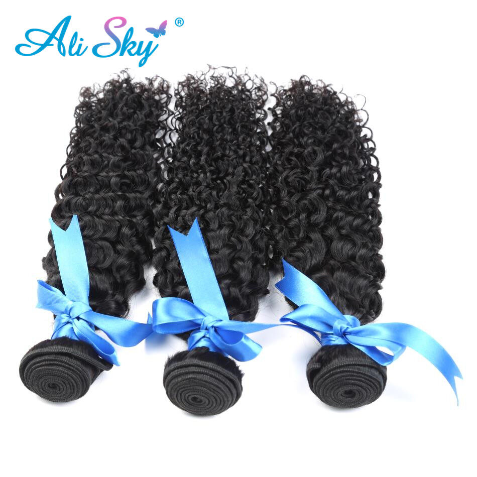 Malaysian Kinky Curly Virgin Hair 3pcs Cheap Malaysian Curly Hair