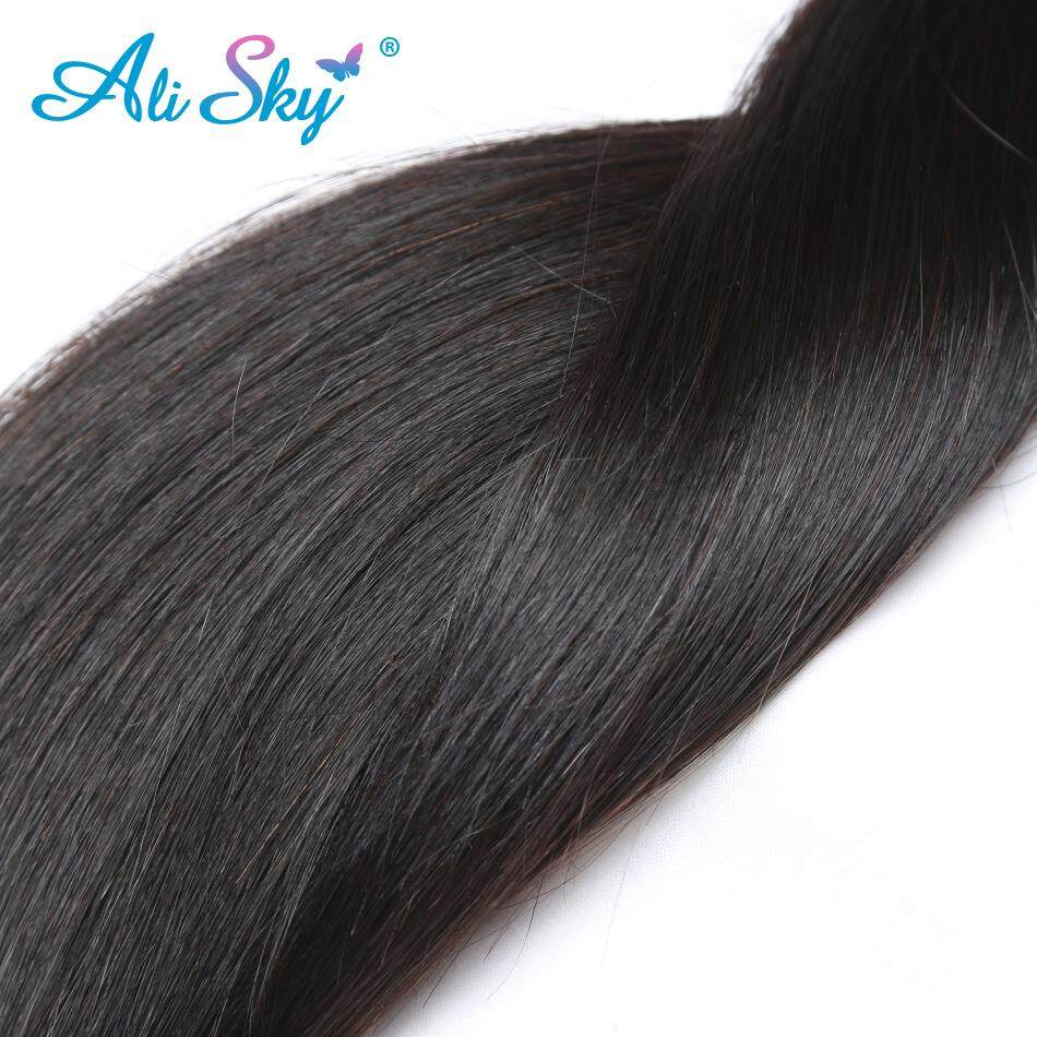 Natural Straight Malaysian Hair
