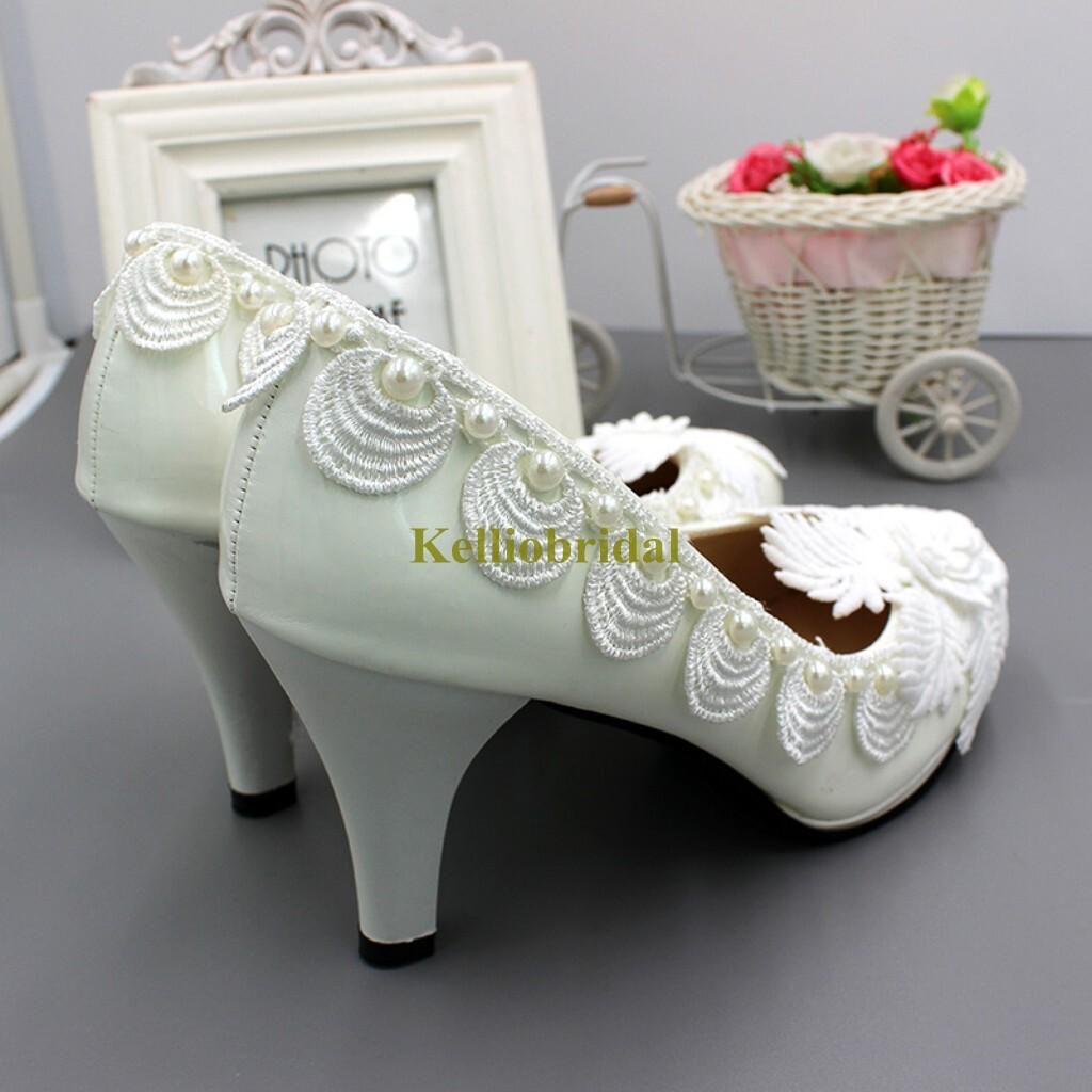 Design Your Exlusive Charming Wedding Shoes Kelliobridal 2