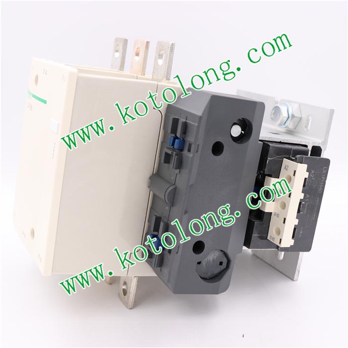 schneider contactor 3p lc1f265 lc1f265v7 lc1