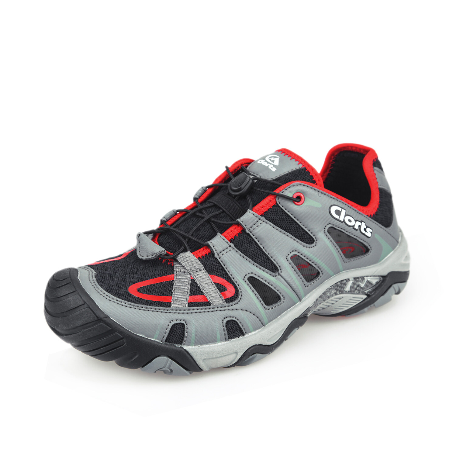 7bbba2139eea Clorts Men Closed Toe Amphibious Athletic Water Shoe Quick Drying Sport Hiking  Water Sandal  Clorts ...
