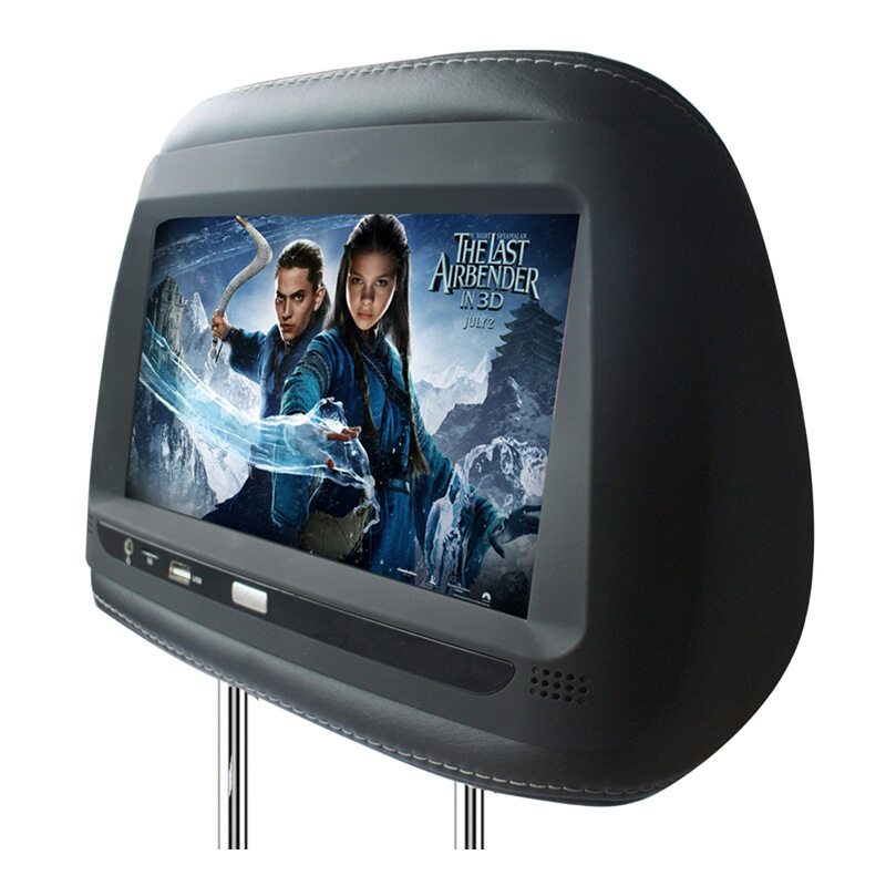 9 Quot Capacitive Touch Screen Android Headrest Car Dvd