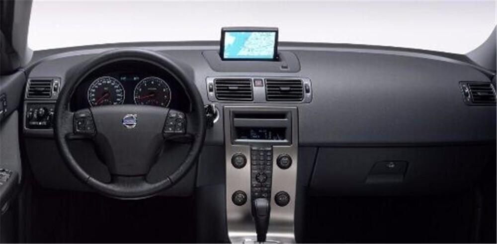 8 u0026quot  android autoradio headunit car stereo head unit for volvo s60 c40 s40 c30 c70 v50 2008 2009
