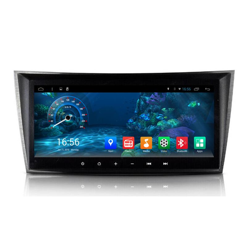 Android Car Multimedia Gps Navigation Dvd Radio Audio For Mercedes Benz E Class W E E E E E E