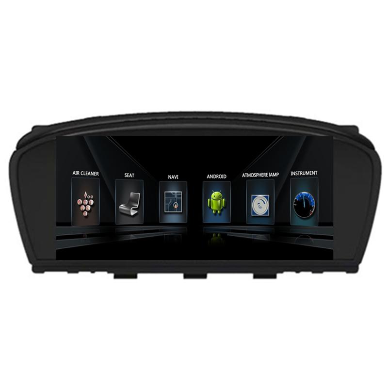 "Bmw 5 Series E60 E61 M5 Gps Navigation Head Unit: 8.8"" Android Headunit Autoradio Head Unit Car Stereo GPS"