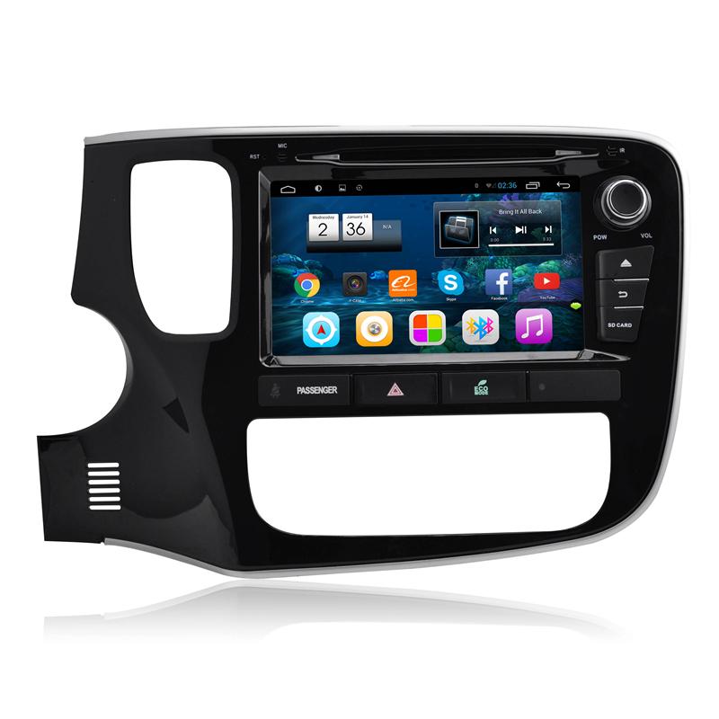 "8"" Android Car Stereo Multimedia GPS Navigation DVD Radio"