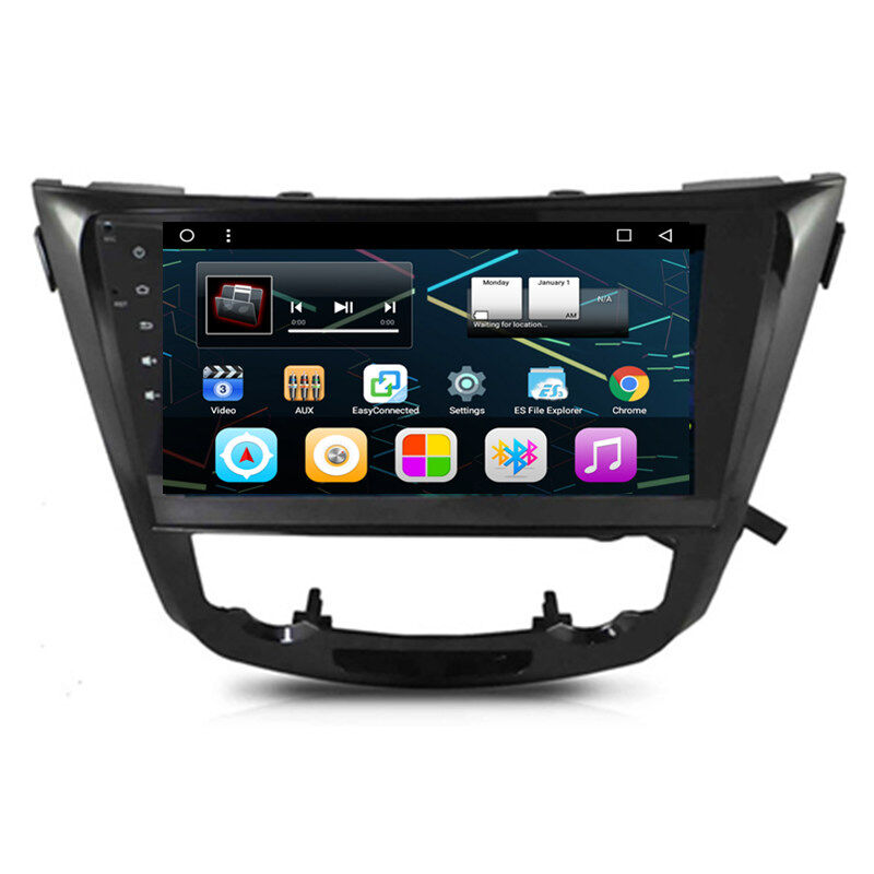 7 android autoradio car multimedia stereo gps navigation dvd radio audio head unit nissan x. Black Bedroom Furniture Sets. Home Design Ideas