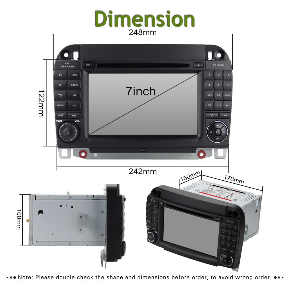 7 Quot Android Car Multimedia Gps Navigation Dvd Radio