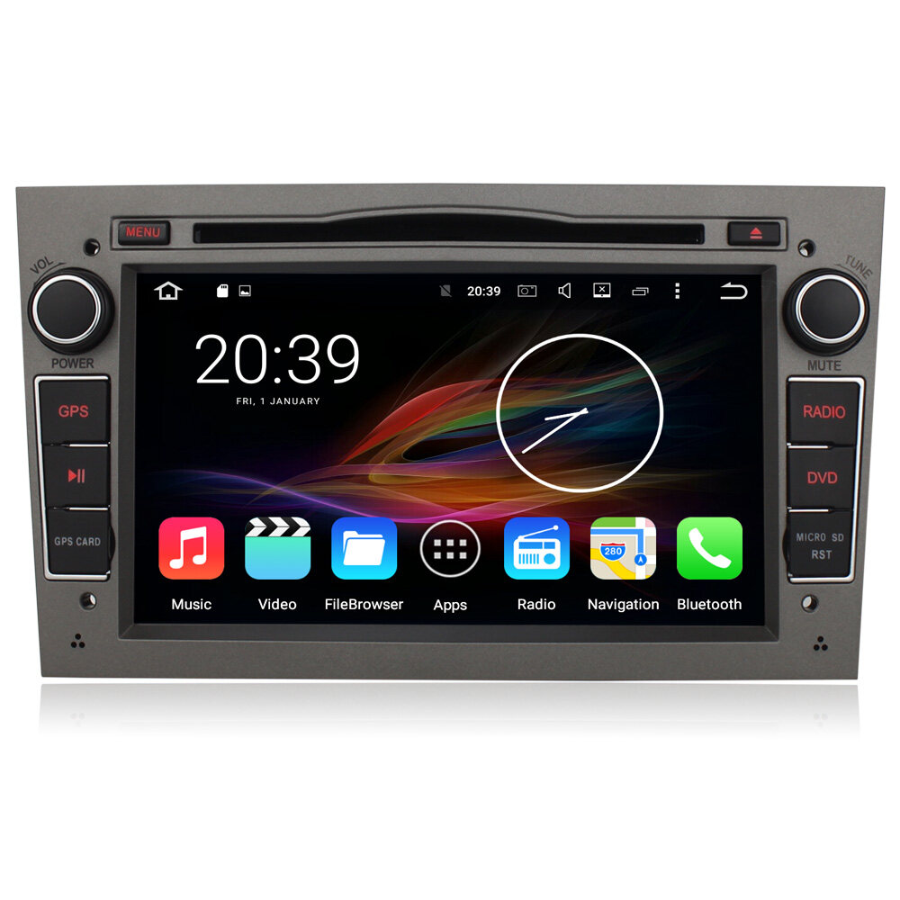 7 android autoradio car stereo gps head unit opel astra antara vectra corsa zafira meriva. Black Bedroom Furniture Sets. Home Design Ideas