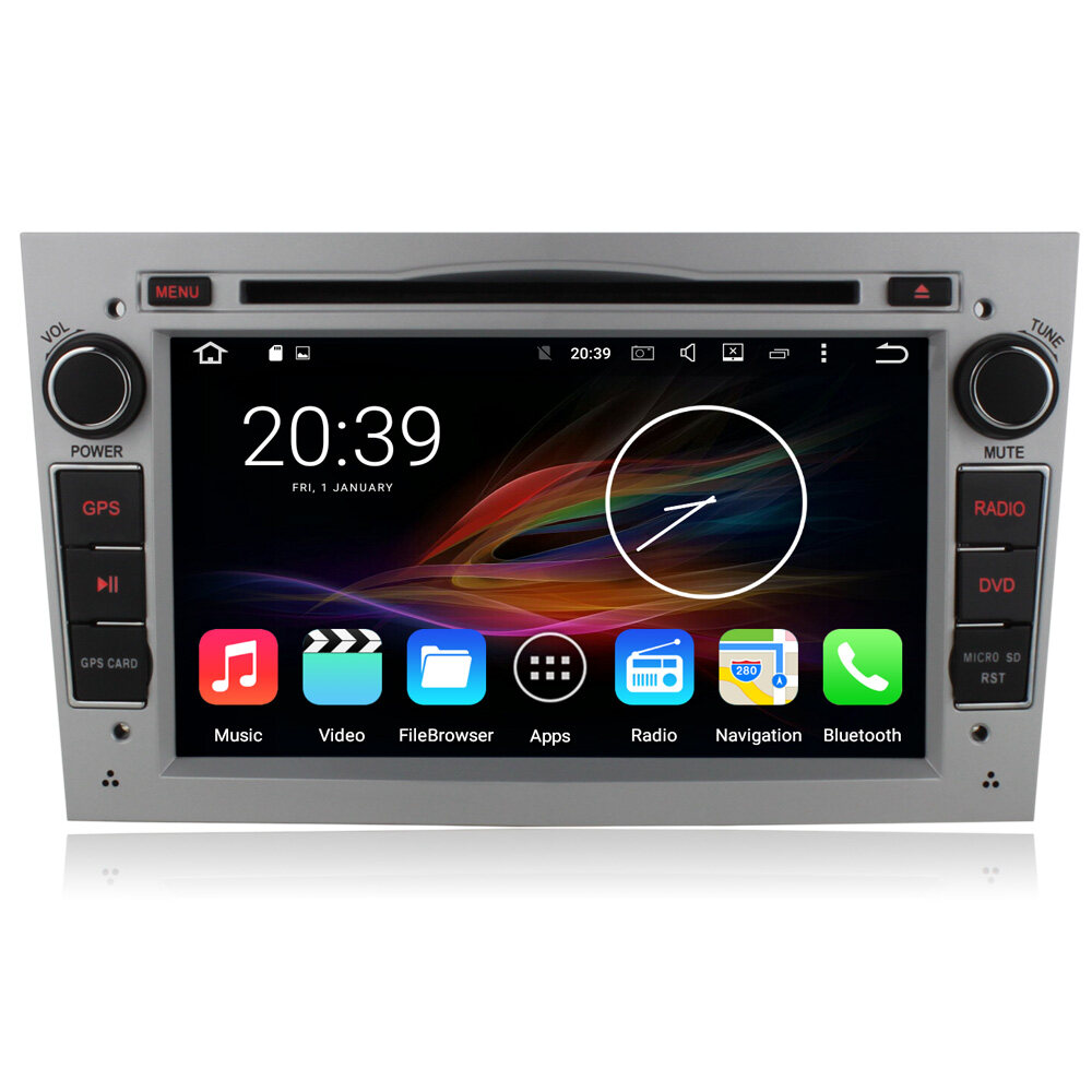 7 android car multimedia gps navigation dvd radio audio. Black Bedroom Furniture Sets. Home Design Ideas