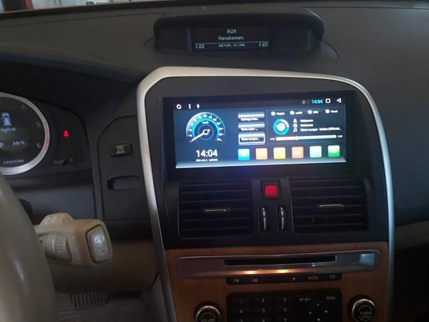 "8.8"" Android Headunit Car Audio Sat Nav Head Unit for Volvo XC60 2007 2008 2009 2010 2011 2012"