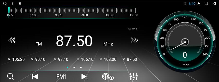 12 3 U0026quot  Android Autoradio Car Radio Sat Nav Head Unit For Toyota Fj Cruiser 2007 2008 2009 2010
