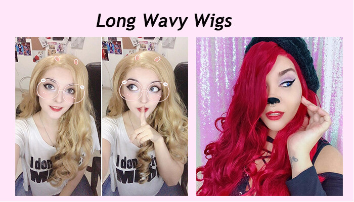Lace Front Wigs - What A Natural Hair Line!