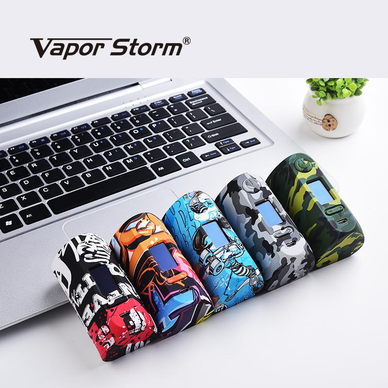 box puma 200w vapor storm