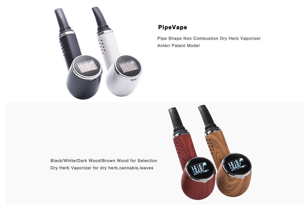 Wholesale Anlerr Pipevape Dry Herb Vaporizer