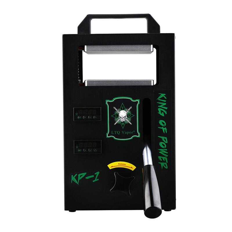 Best Hydraulic Rosin Press Machine 2019 LTQ Vapor KP-1 Rosin Heat Press