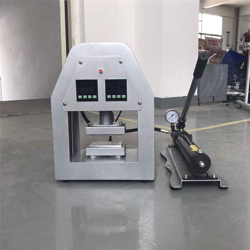 20tons Hydraulic Manual Rosin Press Machine CK1704