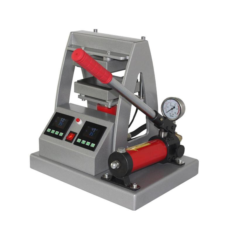 10tons Hydraulic Manual Rosin Press Machine CK1702