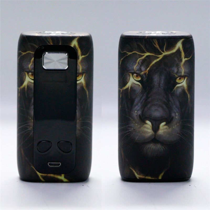 Thiankvape Mod Thor 200W Box Mod for Dual lithium battery 18650