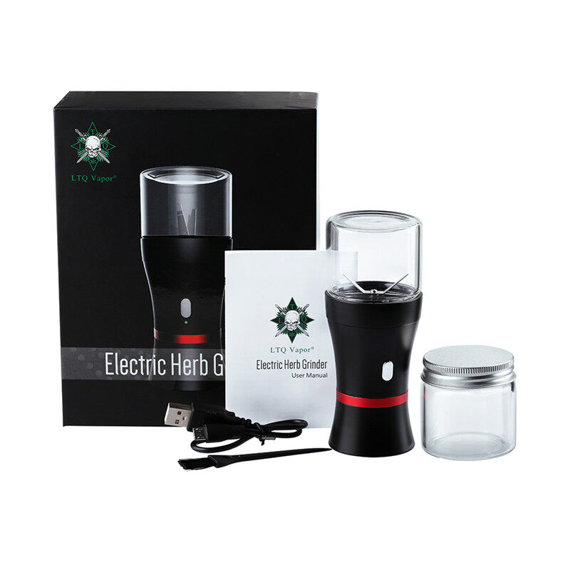 Best Handheld electric herb grinder by LTQ Vapor