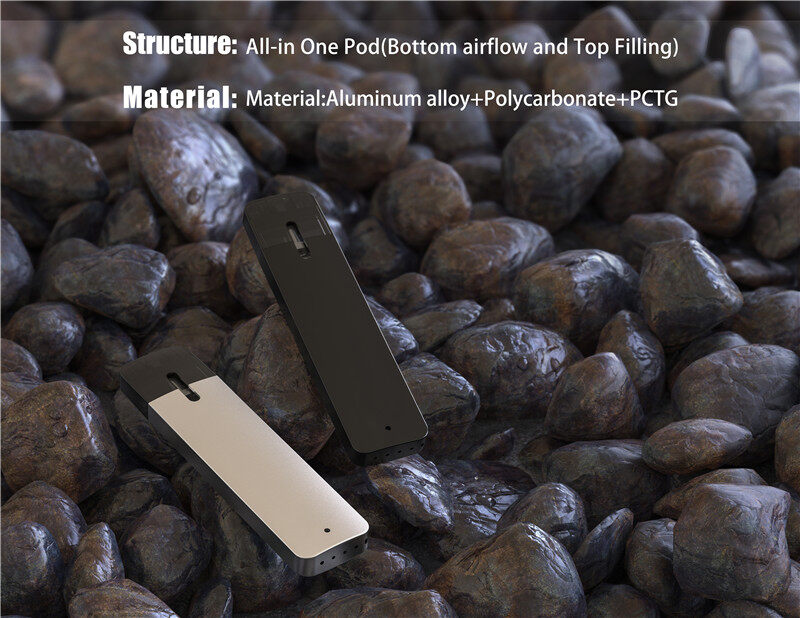 Authentic Riscle My Pod Disposable Pod Device for CBD/THC Oil