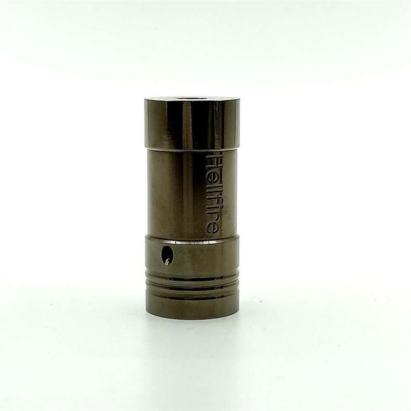 Hellfire V6 18350 Mech Mod Vape