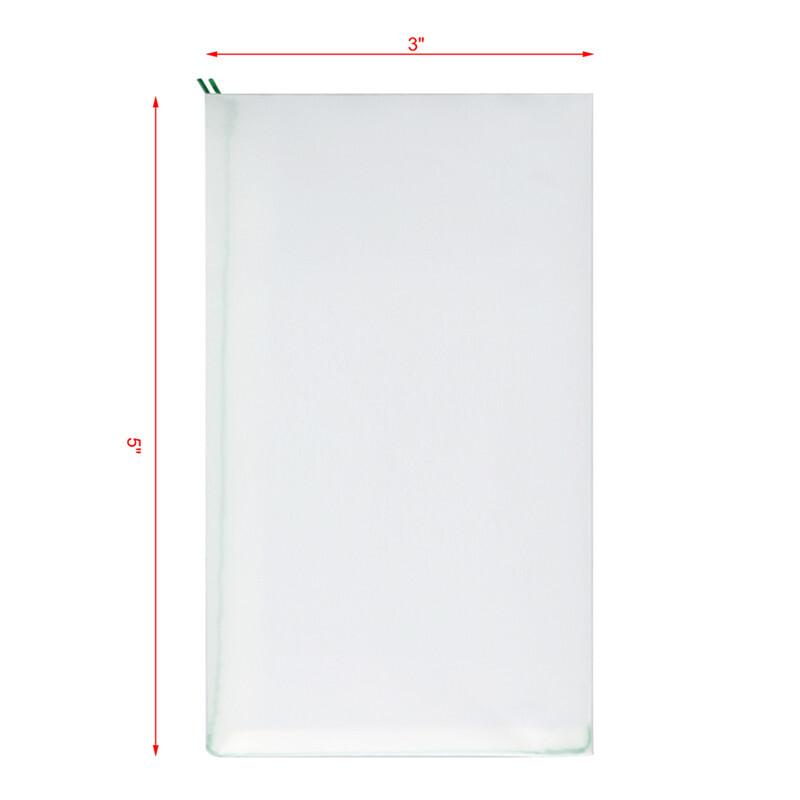 3x5 Rosin Press Bag by LTQ Vapor