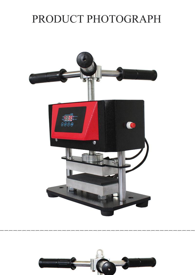 Best Small Rosin Press Machine AP1907 2ton heat press