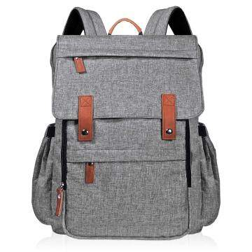 Hap Tim Diaper Bag Backpack Muilti-Function Waterproof Large Capacity Travel Diaper Backpack  (K1004US-G)