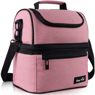 Hap Tim Lunch Box Insulated Lunch Bag Large Cooler Tote Bag (16040-PK)