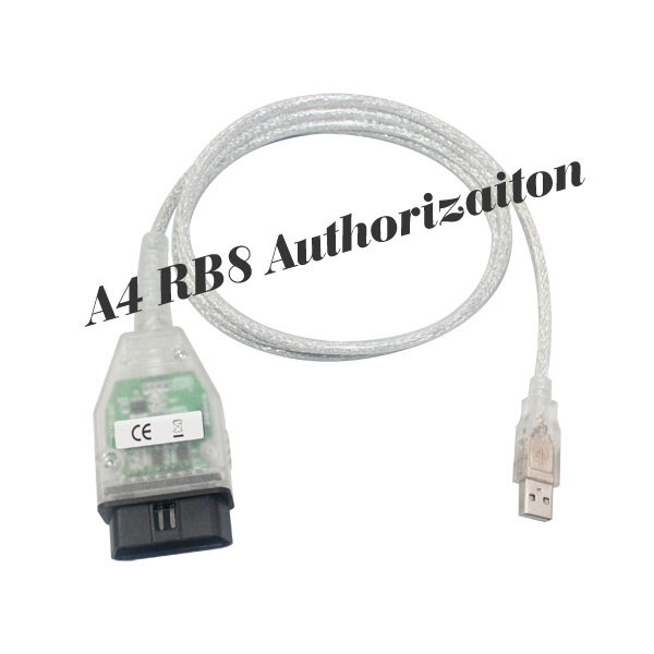 A4 RB8 Authorization for Micronas OBD TOOL (CDC32XX) for Volkswagen 0