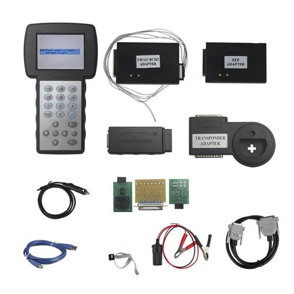 Data Smart3+ IMMO Full Package V0346.0605 VAG 4th IMMO Programming Tool 12