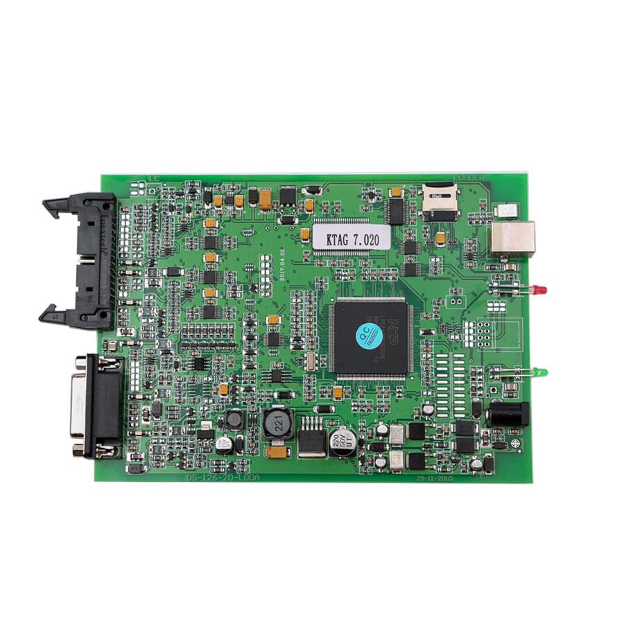 V2.23 KTAG ECU Programming Tool Master Version Firmware V7.020 with Unlimited Token Main Unit for Sale 4