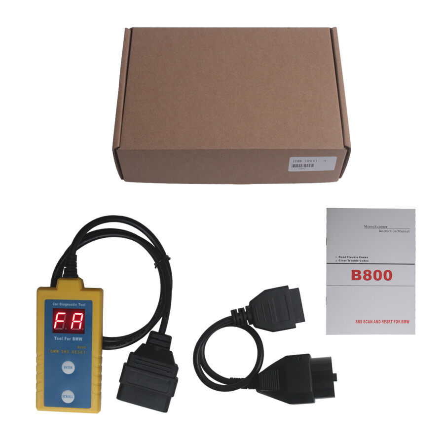 B800 Airbag Scan/Reset Tool for BMW 5