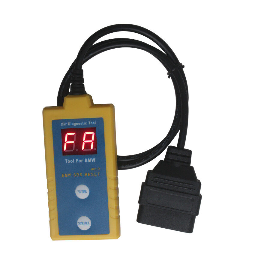 B800 Airbag Scan/Reset Tool for BMW 2
