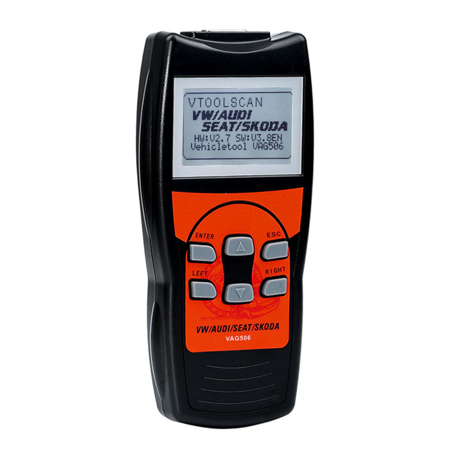VAG506 VAG Professional Scan Tool with Oil Reset and Airbag Reset Function 2