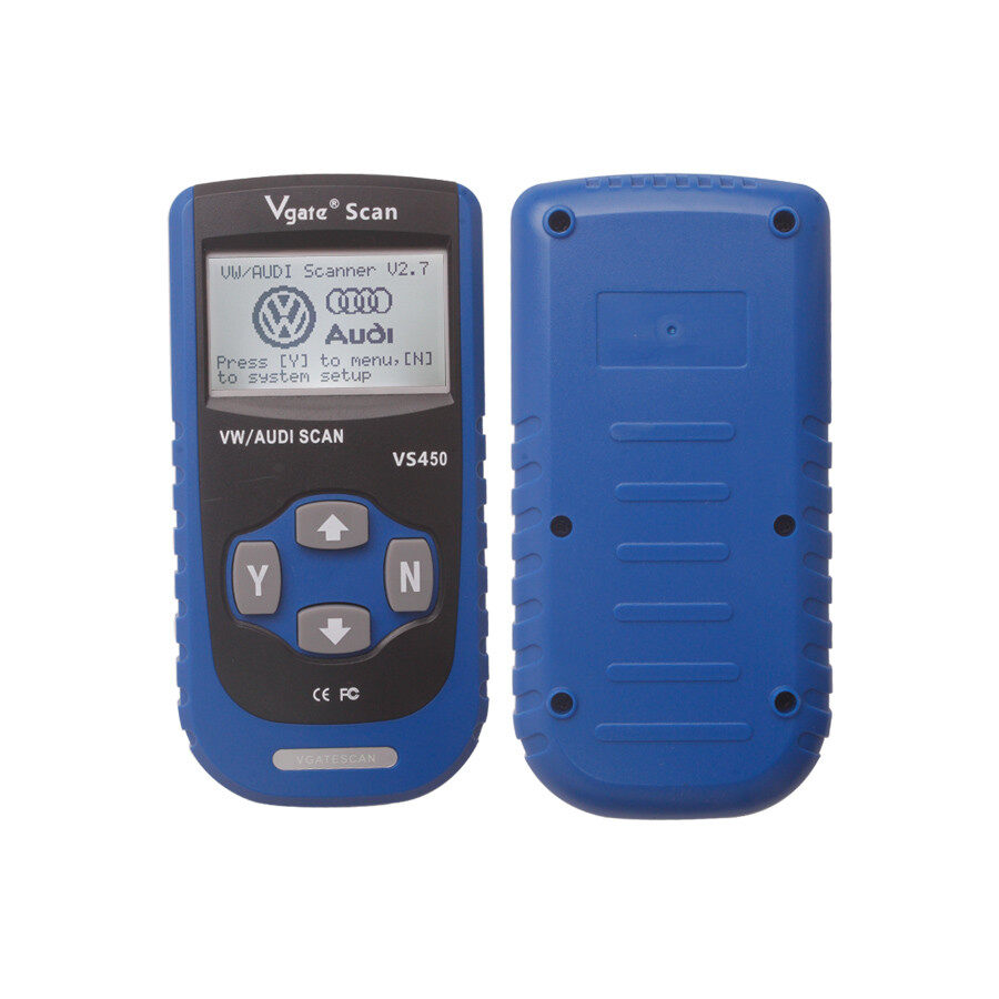 VS450 VAG CAN OBDII SCAN TOOL 4