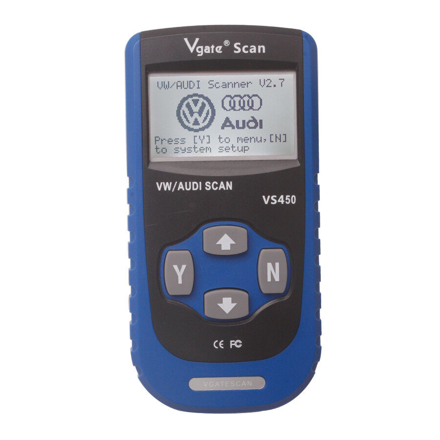 VS450 VAG CAN OBDII SCAN TOOL 0