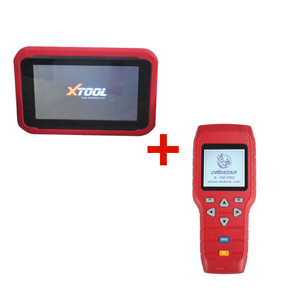XTOOL X-100 PAD Plus Xtool X-100 PRO Support EEPROM Function 0
