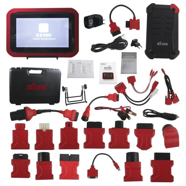 XTOOL EZ400 Diagnosis System with WIFI Support Android System and Online Update Same As Xtool PS90 Warranty for 2 Years 3